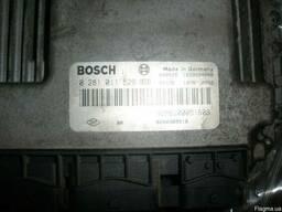 Блок управления двигателя 0281011529 Renault Trafic 1.9 DCI