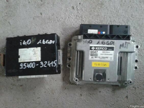 Блок управления двигателя hyundai i40 2012-2014