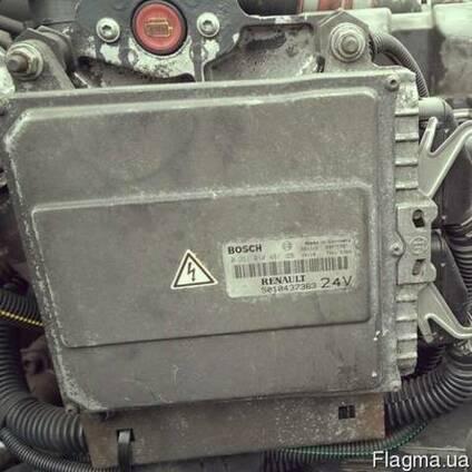 Блок управления двигателя Рено Магнум Trucks Е3