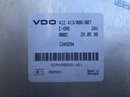 Блок управления E-GAS VDO 1349294
