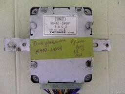 Блок управления Hyundai Pony 1.5 номер 95410-24001 - фото 1