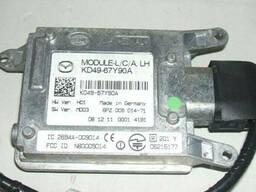 Блок управления KD49-67-Y90A на Mazda CX-5 12- (мазда Це Икс