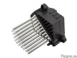 Блок управления кондиционером, резистор кондиционера BMW E39.