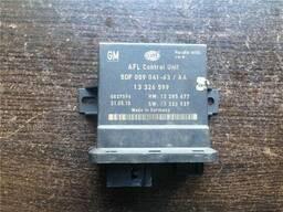 Блок управления освещением Opel Insignia 13326599 13350670