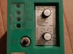 Блок управления ПБВ-31М