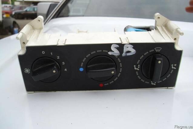 Блок управления печкой Citroen Berlingo (199