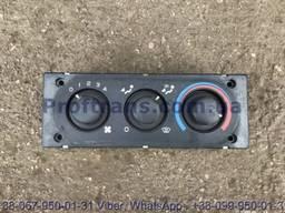 1454147,1949017 Блок управления печкой DAF XF 105 EURO 5