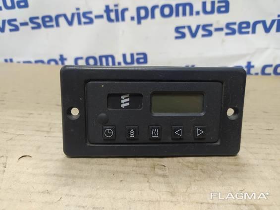 Блок управления печкой Renault 5010149507, Eberspacher 221000302800, 126008001
