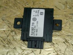 Блок управления сигнализацыей Porsche Cayenne 2003-2006. ..