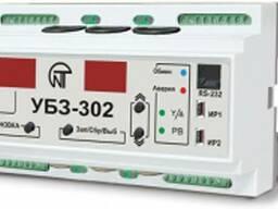 Блок защиты асинхронных электродвигателей УБЗ-302