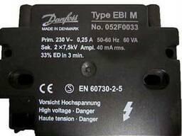 Высоковольтный трансформатор розжига Danfoss EBI4 052F0033
