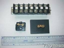Блок зажимов наборной БЗН 28-16п63-в/в-У3 (63А)