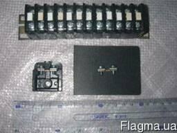 Блок зажимов наборной БЗН 28-4п25-в/в-У3 (25А)