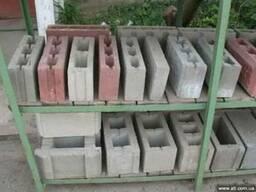 Блоки бетонные стеновые Николаев Бетонные блоки, камень