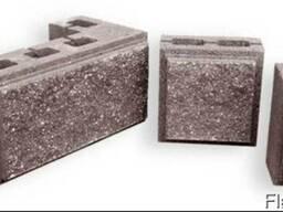 Блоки декоративные заборные от производителя.