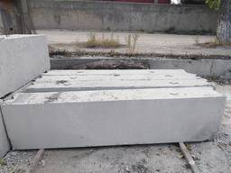 Блоки для фундамента ФБС 24.4.6, Одесса
