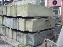 Блоки ФБС фундаментные