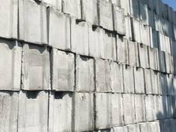 Блоки фундаментні ФБС