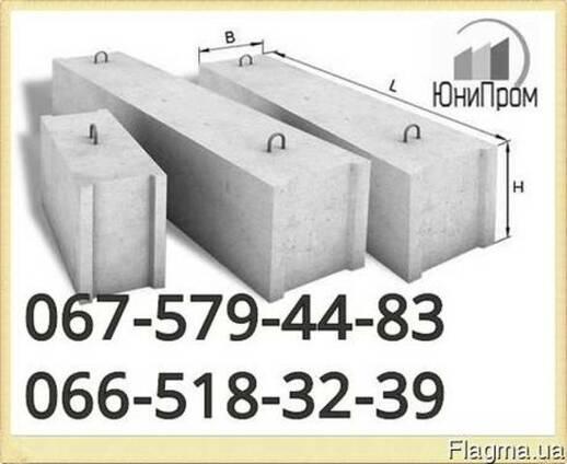 Блоки фундаментные ФБС24-3-6т