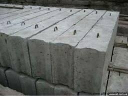Блоки фундаментные в одессе продам