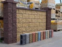 Блок на забор