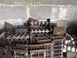 Блоки резисторов ЯС-4УЗ. - 38 шт. ,