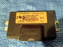 Блоки управления АКПП 95440-3А370 на Hyundai Santa FE 06-09 - фото 2