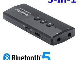 Bluetooth 5, 0 адаптер аудио передатчик приемник ZF-360 3в1