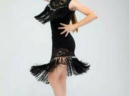 Блуза латина Фенист блуза для бальных танцев