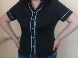 Блуза женская для сферы обслуживания, администраторов