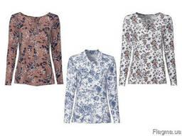 Блузки, футболки женские сток оптом Esmara