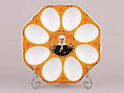 Блюдо для яиц с иконой Е-декор 55-2906
