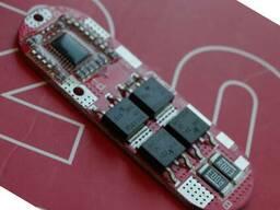 BMS 5S 60А 21V Контроллер заряда защита Li-Ion аккумулятора