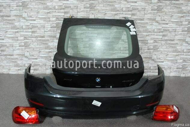 BMW 4 F36 2014- ГОД бампер задний
