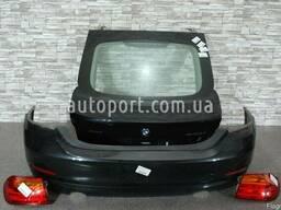 BMW 4 F36 2014- ГОД Крышка багажника Ляда