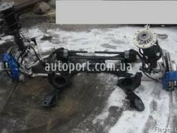 BMW 4 F36 мост подрамник балка амортизатор пов. кулак супорт