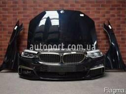 BMW 5 G30 G31 2016- ГОД бампера передний