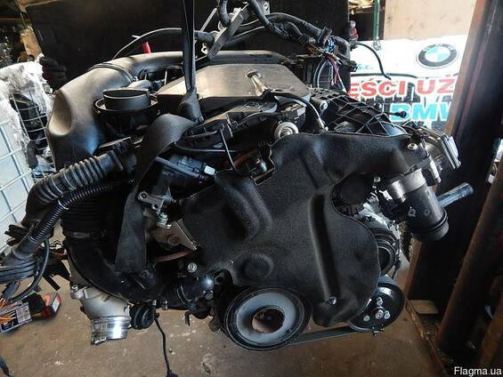 BMW 6 F12\F13 2011-2014 Двигатель N57D30B разборка б\у