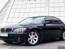 BMW 7 на свадьбу