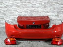 BMW Бмв 4 F32 Крышка багажника бампер фара Разборка б/у