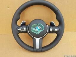 BMW (БМВ) X4 F26 2014-2018 Рулевое колесо разборка б\у