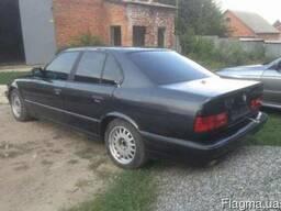 BMW E34 520i запчасти разборка кпп двигатель