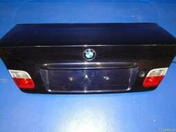 BMW E46 (БМВ E46) 1998-2006 г. Крышка багажника (Седан)