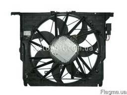 BMW F10 F11 F18 Вентилятор охлаждения двигателя диффузор