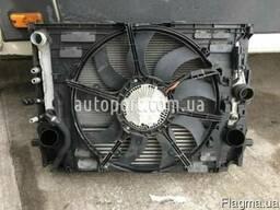 BMW I3 2013 - Вентилятор охлаждения двигателя диффузор