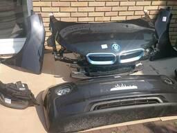 BMW I3 Бампер Капот Дверь Крышка багажника Фара Разборка
