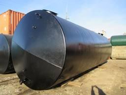 Емкость металлическая 75 m3 (резервуар РГС, цистерна, бочка) Есть недорогая доставка!
