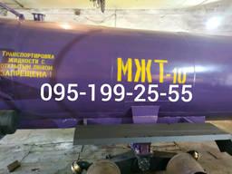 Бочка для внесення рідких органічних добрив МЖТ-10-запчастини до МЖТ-10