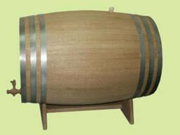 Бочка дубовая 15 литр, купить в Черновцах, Ужгороде, Донецке - фото 4