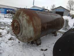 Бочка газовая 6 кубов газгольдер ресивер теплоаккумулятор